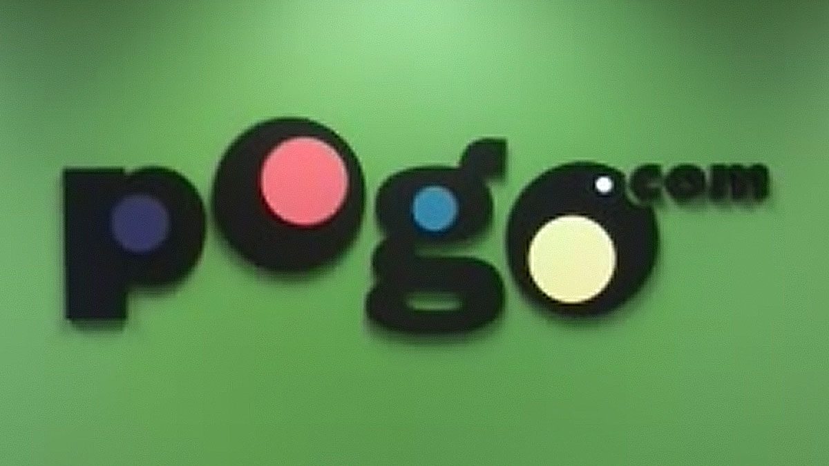 3D Letter Sign For Pogo